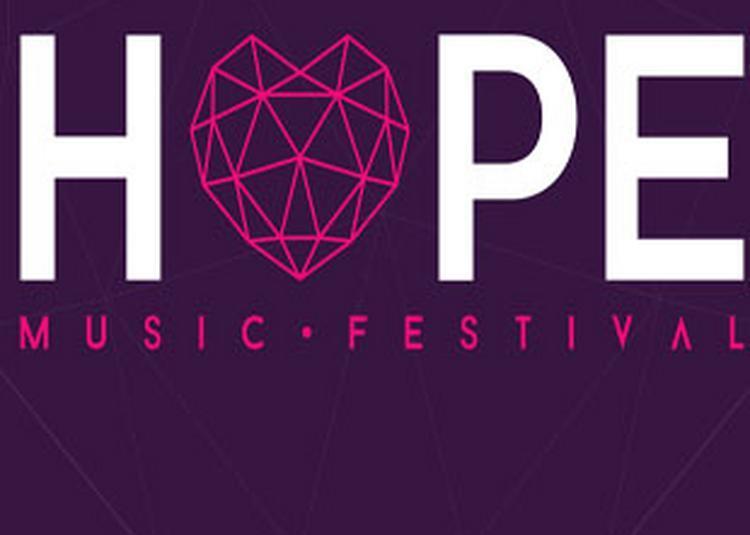 Hope Festival 2019 - Pass 2 Jours à Toulouse
