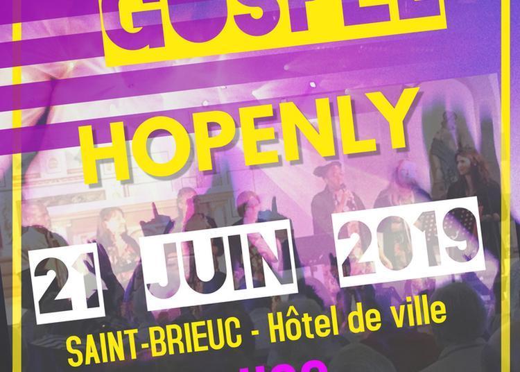Hopenly Gospel à Saint Brieuc