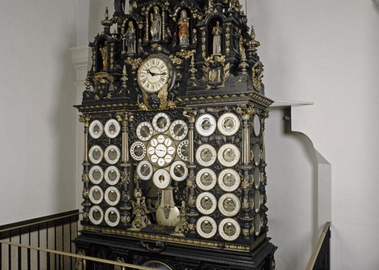 Horloge Astronomique De Besançon à Besancon