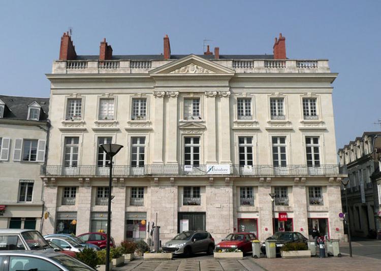 Hôtel Blancler (ouverture Sous Réserve De Son Occupation Locative) à Saumur