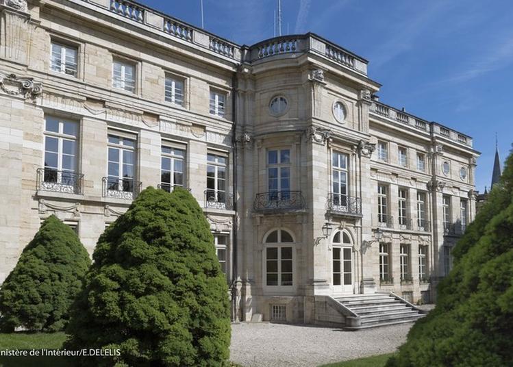 Hôtel Bouhier De Lantenay - Dijon - Préfecture De Bourgogne-franche-comté