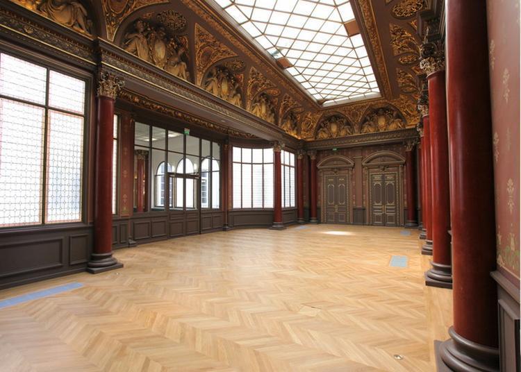 Hôtel De Mercy Argenteau Fondation Mozilla à Paris 9ème