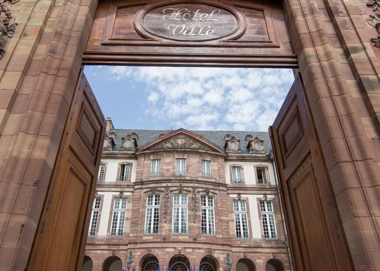 Hôtel De Ville à Strasbourg