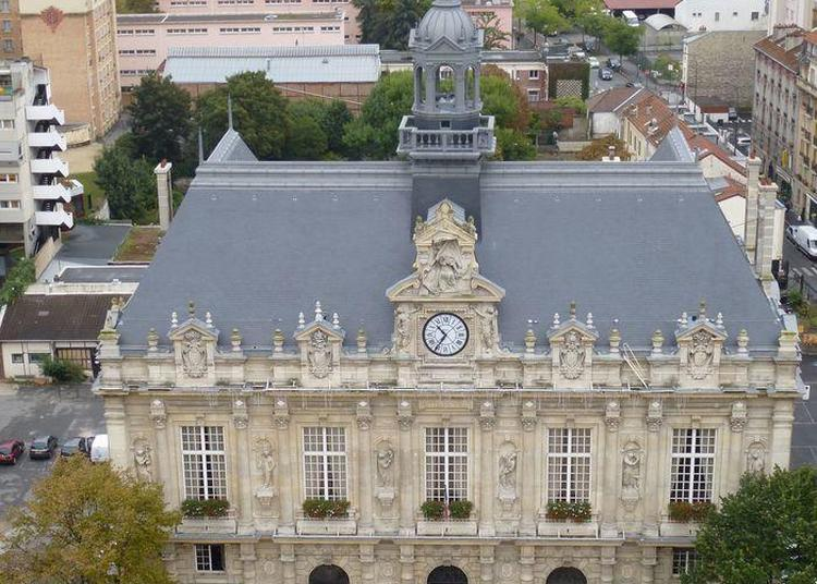 Hôtel De Ville à Ivry sur Seine