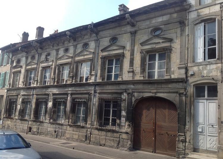 Hôtel Faillonnet À Saint-mihiel à Saint Mihiel