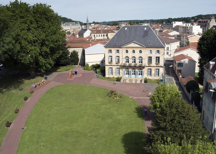Hôtel Particulier Du Maréchal Oudinot à Bar le Duc