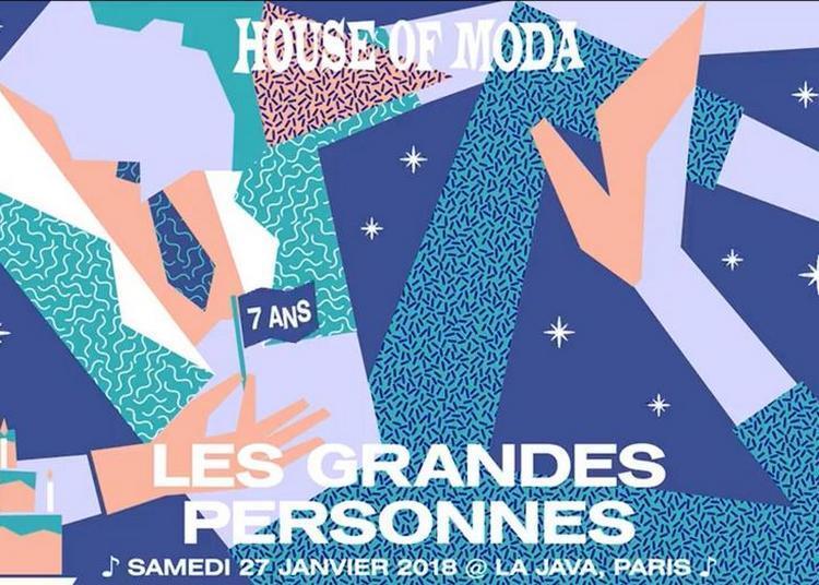 House Of Moda à Paris 10ème