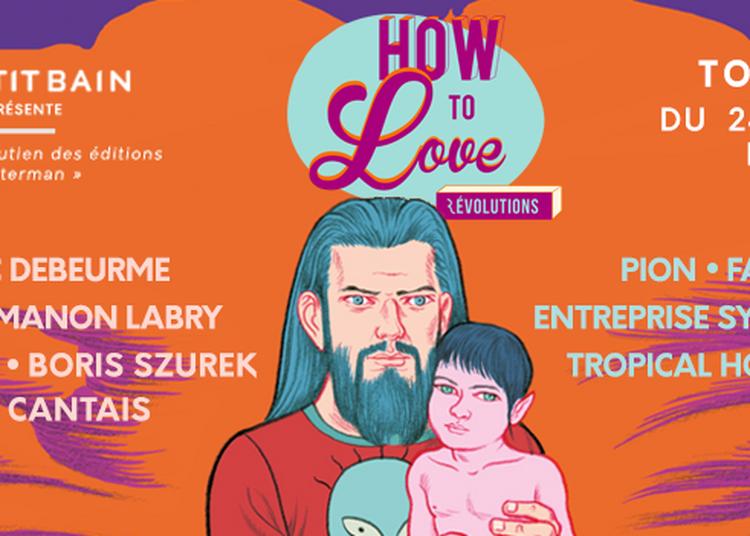 How To Love#5 // Tome 2 : Soirée Epiphania à Paris 13ème
