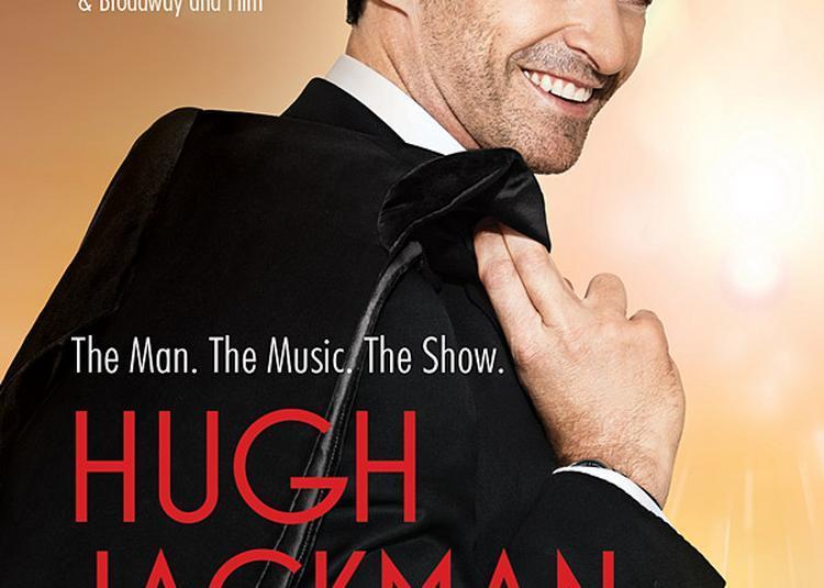 Hugh Jackman à Paris 12ème