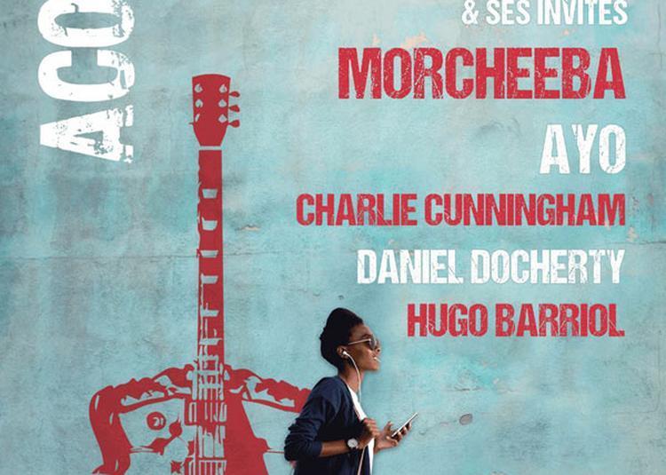 Hugo Barriol - Ayo - Morcheeba à Le Poire sur Vie