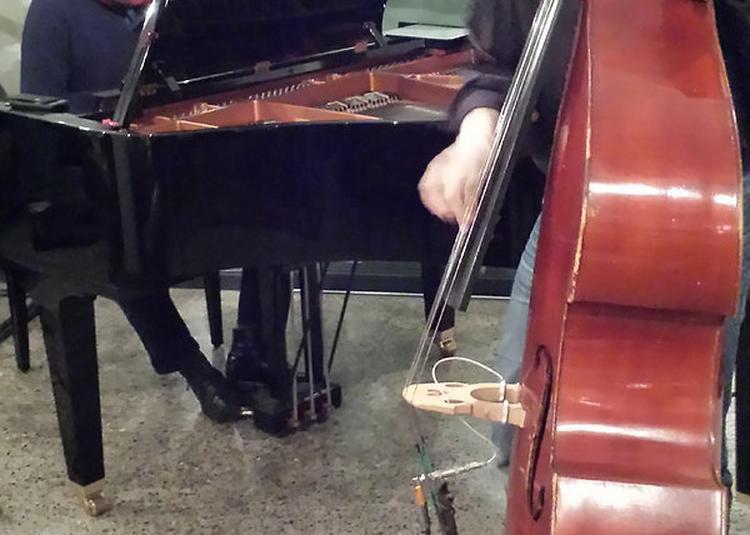 Hugues duchesne & fred tronche - duo jazz, piano-contrebasse à Labastide d'Armagnac
