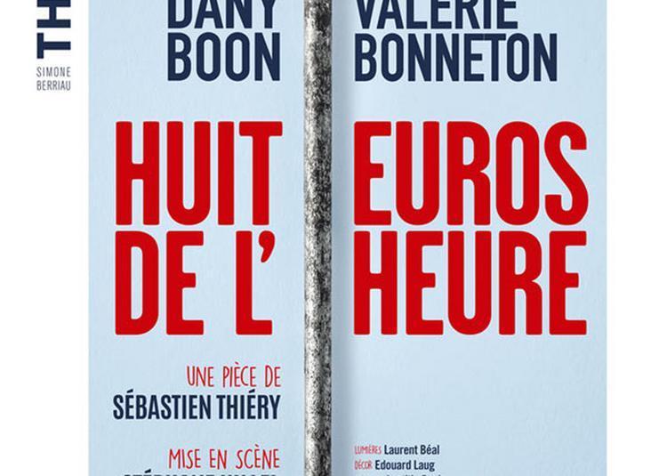 Huit euros de l'heure à Paris 10ème