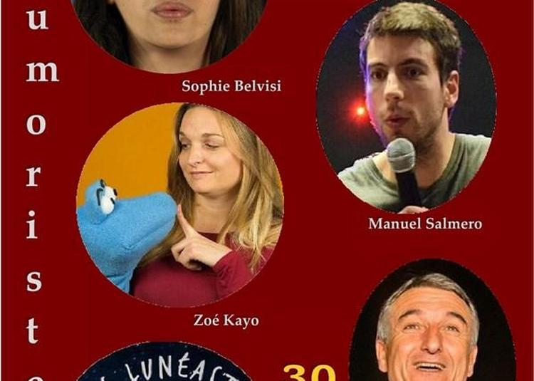 Humoristes : Le Plateau De La Girafe à Lyon