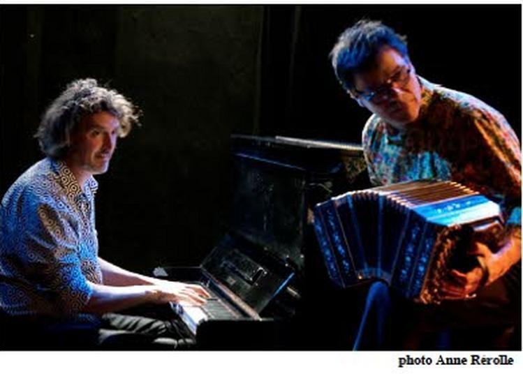 Humour, Jazz et poésie : Vincent Roca et Le Duo à Pouilly le Monial