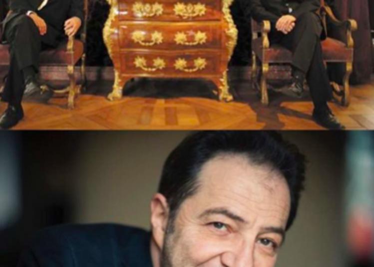 Hutman - Charlier - Sourisse Trio à Paris 15ème