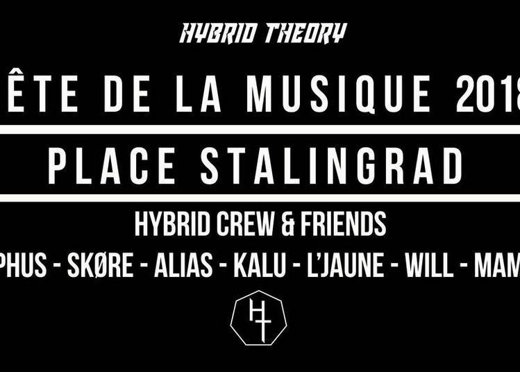 Hybrid Theory (Fête de la musique) à Reims