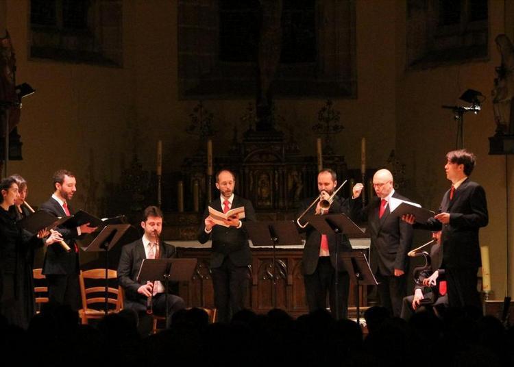 Hymnes pour les principalles Festes de Jehan Titelouze à Nicolas de Grigny à Belfort
