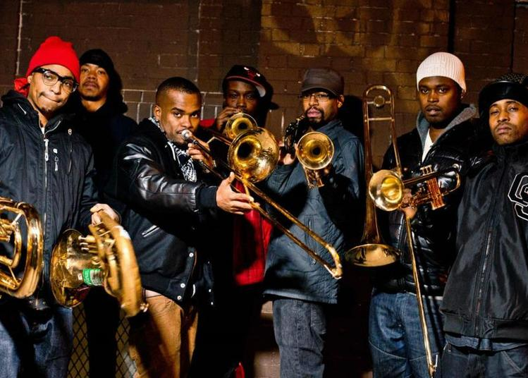 Hypnotic Brass Ensemble à Paris 10ème