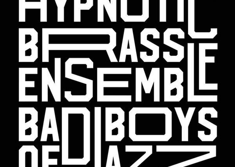 Hypnotic Brass Ensemble à Villeurbanne