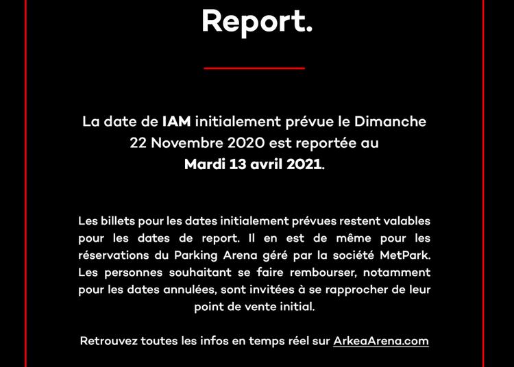 Iam - Report à Floirac