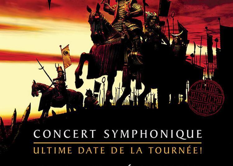 Iam Symphonique à Paris 8ème