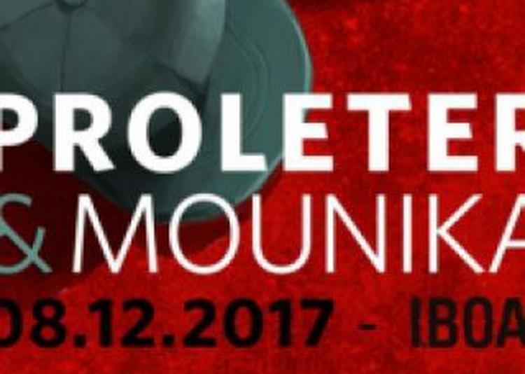 Iboat - Banzai Lab Concert: Proleter, Mounika à Bordeaux
