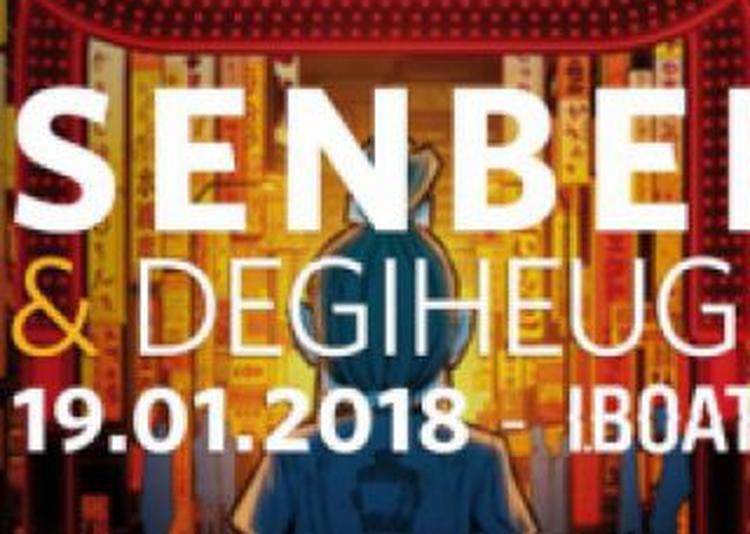 Banzai Lab Concert: Senbeï, Degiheugi à Bordeaux