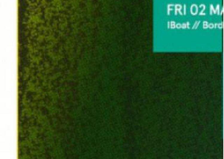Iboat-heist Label Night: Detroit Swindle, Alma Negra, Nebraska à Bordeaux
