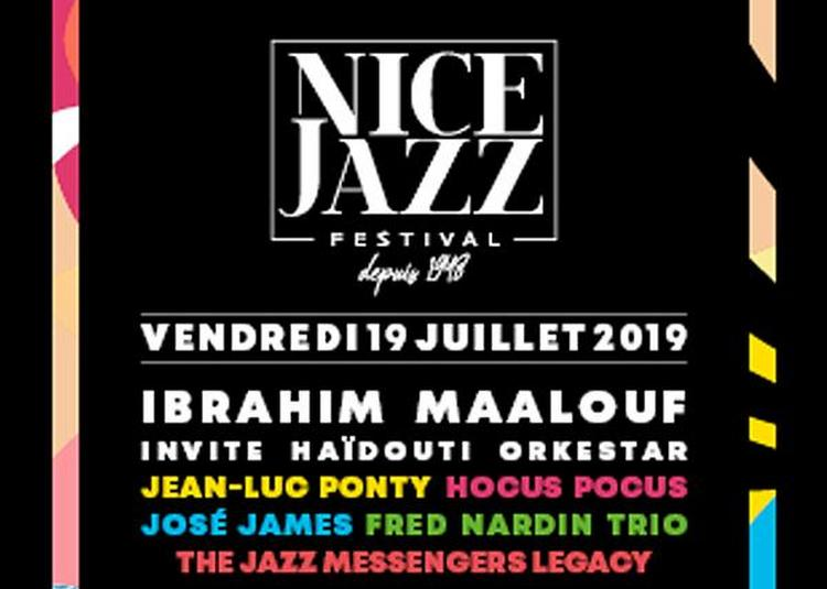 Ibrahim Maalouf/ Jean Luc Ponty à Nice