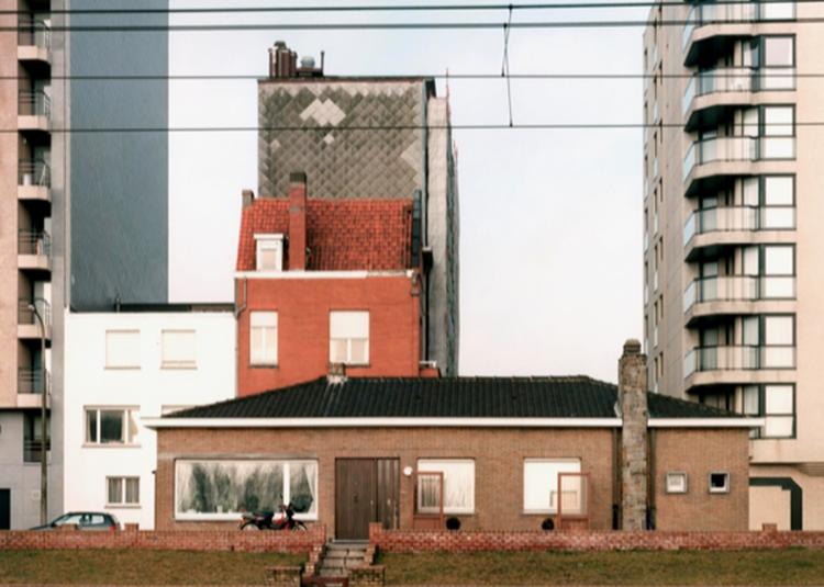 La ville racontée par les photographes, rencontre avec Gilbert Fastenaekens à Besancon