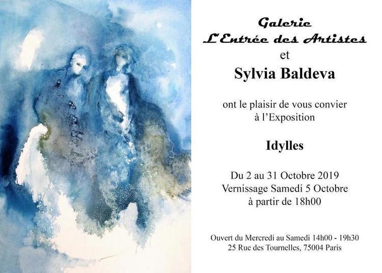 Idylles à Paris 4ème