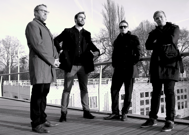 Igor Gehenot Delta Quartet à Paris 1er