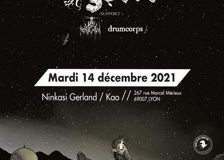 Igorrr + Otto Von Schirach à Lyon