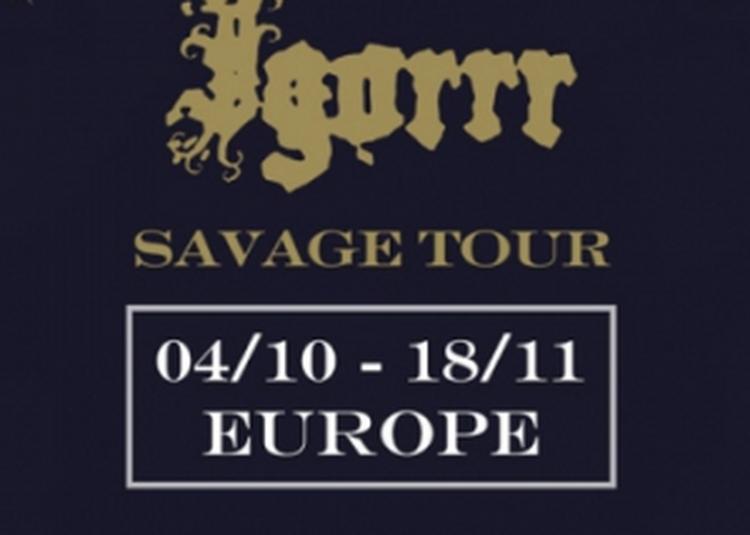 Igorrr Savage Tour à Clermont Ferrand