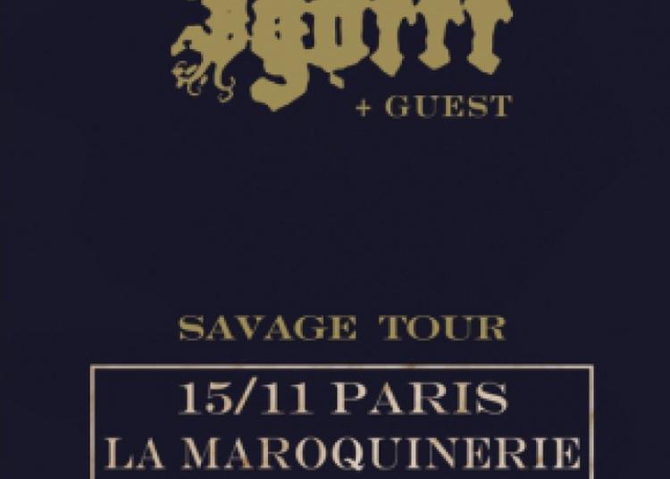Igorrr Savage Tour à Paris 20ème