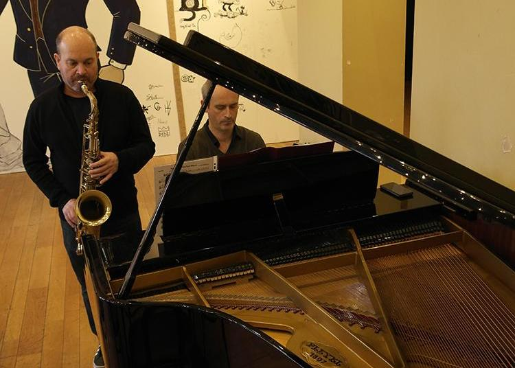 Ikon Jazz Duo à Auxerre