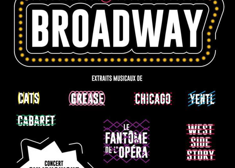 Il Etait Une Fois Broadway à Paris 17ème