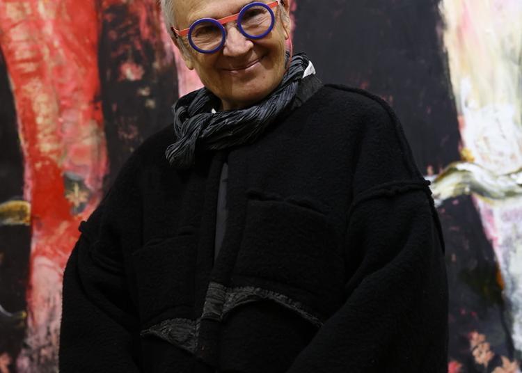 Ils Font Vivre Le Patrimoine : Rencontre Libre Avec L'artiste Lydie Arickx à Chambord