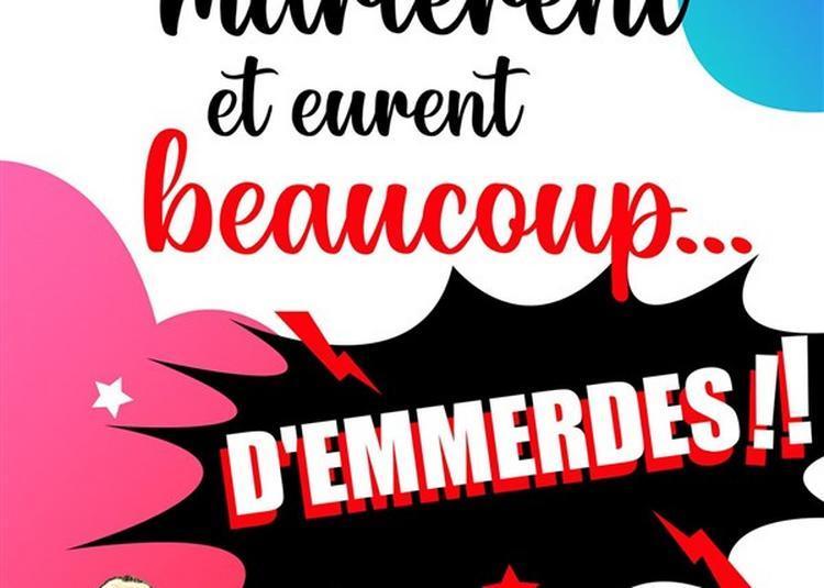 Ils Se Marièrent Et Eurent Beaucoup... D'Emmerdes ! à Paris 11ème