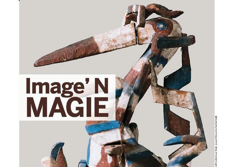 Image'n Magie - Le Musée Du Quai Branly - Jacques Chirac En Résidence Au Mans à Le Mans