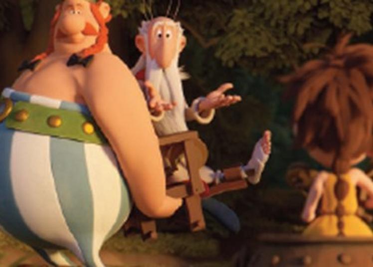 Soirée Cinéma Plein-Air : Astérix - le secret de la potion magique à Orbagna