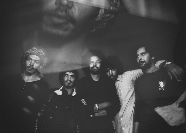 Imarhan, rock touareg à Marcq en Baroeul