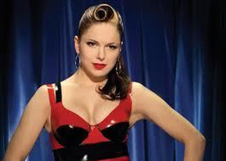 Imelda May à Tours