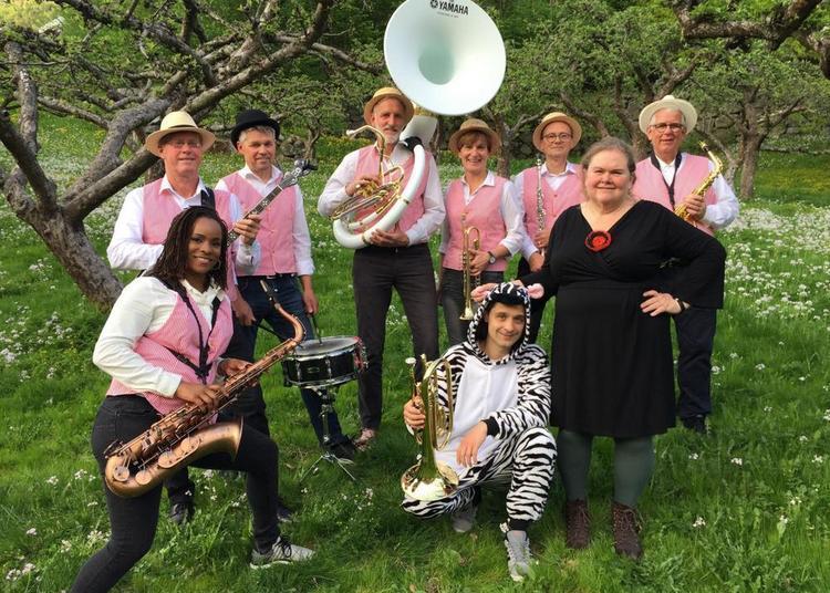 Concert pendant la Fête de la Musique à Antibes