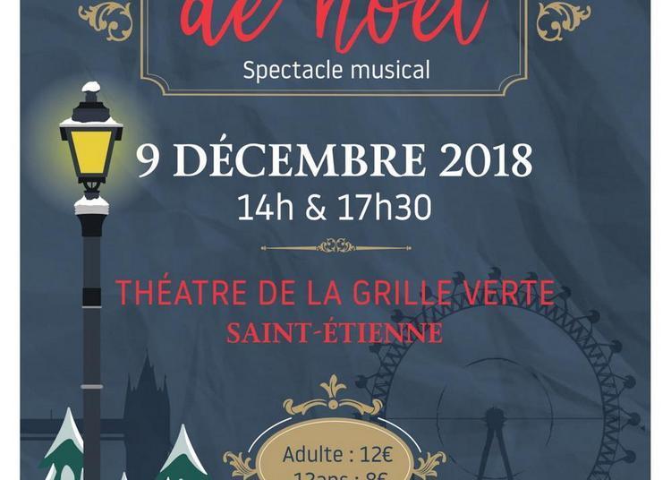 Un conte de Noël à Saint Etienne