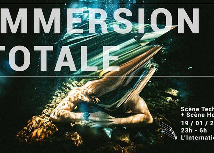 Immersion #5 : Totale à Paris 11ème