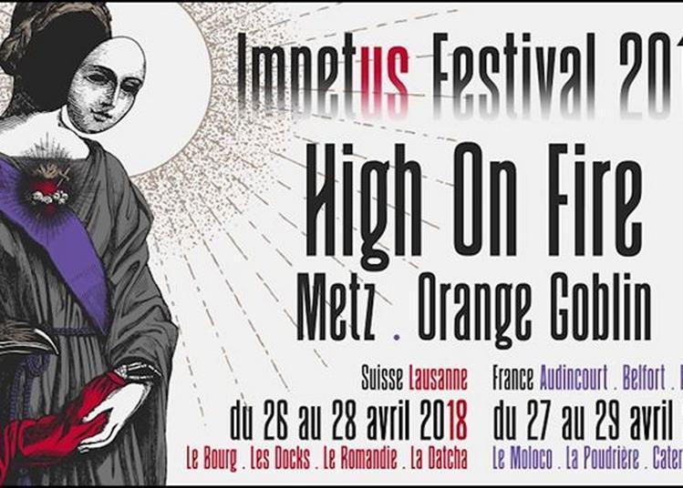 Impetus Festival 2018