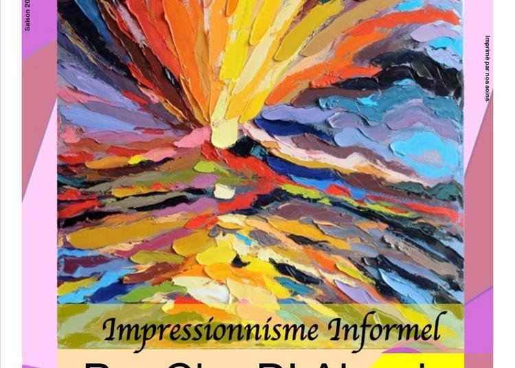 Impressionisme Informel à Gif sur Yvette