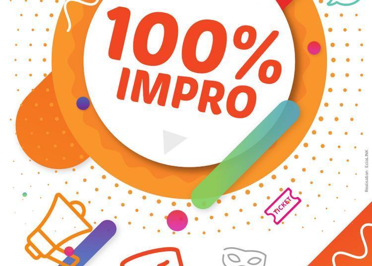 100% IMPRO ! à Bordeaux