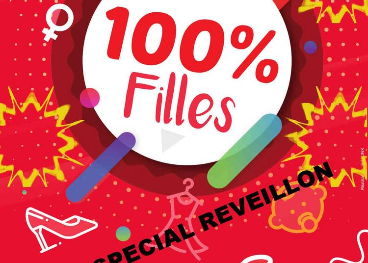 100% Impro 100% Filles -special Reveillon à Lyon